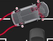 Blokeerumatu pidurisüsteem (ABS) koos elektroonilise pidurdusjõujaotusega (EBD)