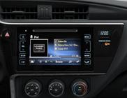 Multimeediasüsteem Toyota Touch® 2