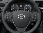 Reguleeritava kiiruspiiriku (ASL) nupp roolil