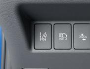 Sõidurajalt lahkumise hoiatussüsteemi (LDA) lüliti armatuurlaual