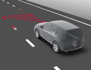 Sõidurajalt lahkumise hoiatussüsteem (LDA)