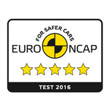 Euro NCAPi ohutuskatses 5 tärni
