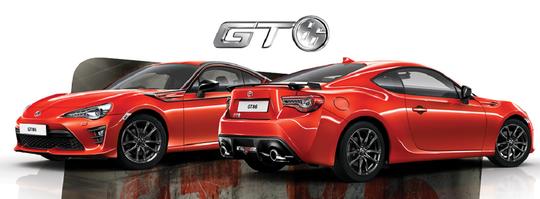 Toyota GT86 kampaaniapakkumine