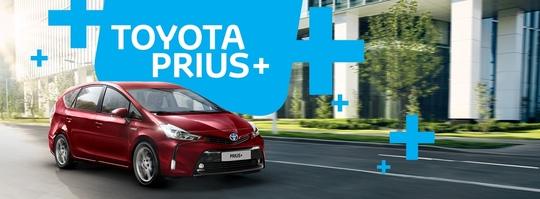 Prius+ kampaaniapakkumine